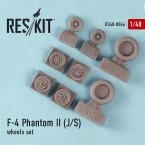 F-4 Phantom II (J, S) Wheels Set