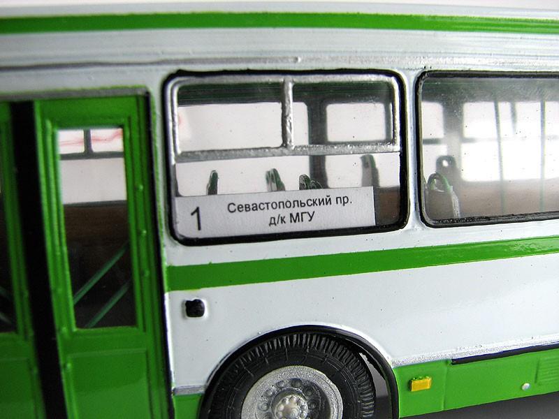 модель Автобус городской