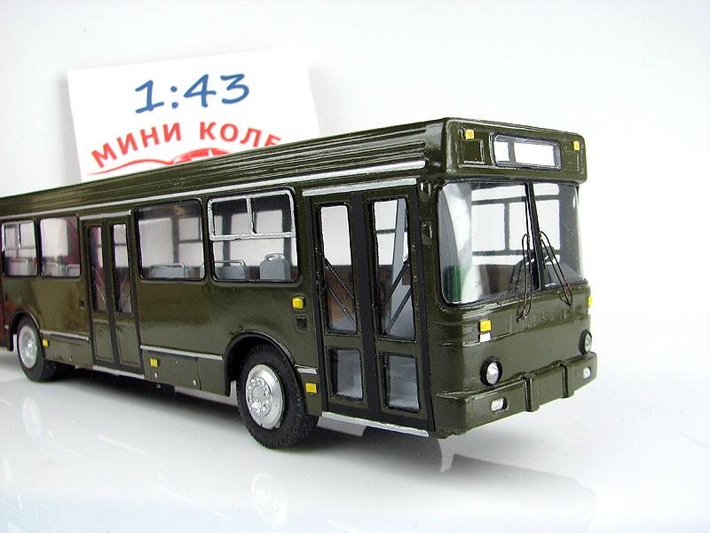 модель Автобус ЛиАЗ-5256