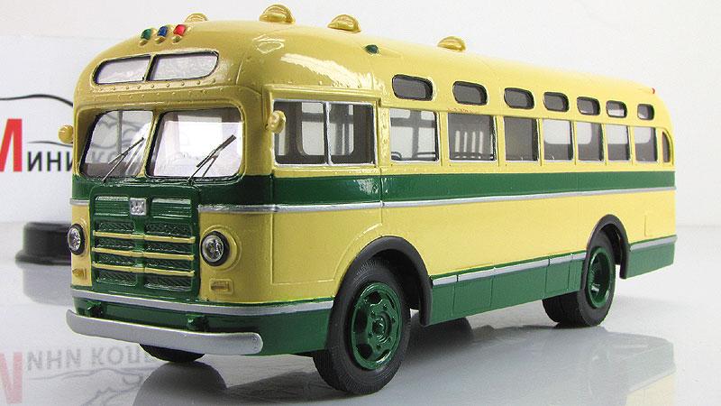Автобус ЗиЛ-155М городской.