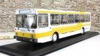 Автобус Ликинский-5256 городской, белый/желтый (модель уценена)