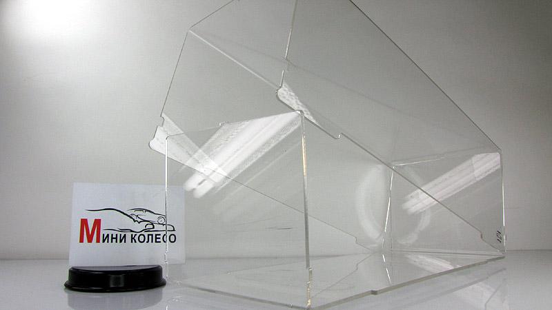 Прозрачный пластик для моделей