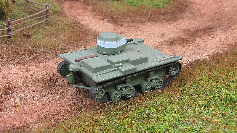 Т-18 (мс-1 - малый сопровождения) - советский лёгкий пехотный танк 1920-х годов