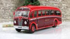 "Автобус AEC REGAL III HARRINGTON ""DORSAL FIN"" ENGLAND 1950 Maroon/Red (модель уценена)"