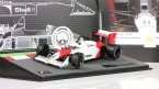 McLaren MP4/4 Айртон Сенна - 1988 с журналом Formula 1. Auto Collection