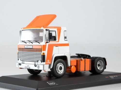 Scania LBT 141 with Roof Spoiler (1976)