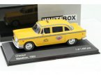 "CHECKER Marathon ""New York Taxi"" 1963 Yellow"