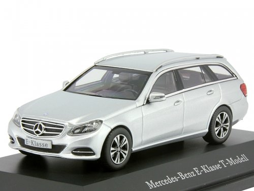 MERCEDES E-Class T-Model (S212) Avantgarde 2013 Silver