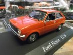 Ford Fiesta 1976 Red