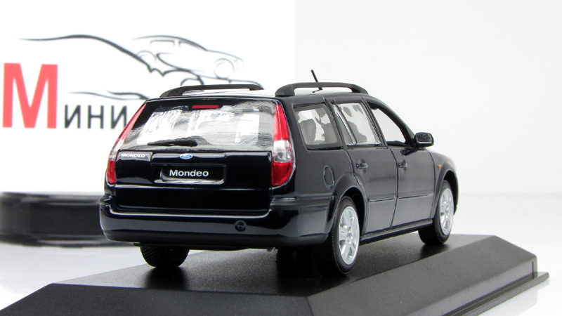 масштабная модель ford mondeo st220