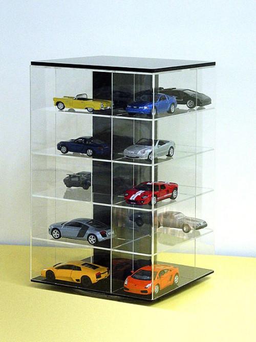 Стеллажи для автомобилей из серий автолегенды, суперкары и а.