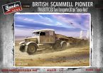 Scammell Pioneer Tank Transporter 30t