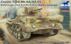 Танк Mark IIA/IIA Cs British Cruiser Tank A10 Mk. IA/IA CS
