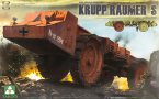 Super Heavy Mine Cleaning Vehicle KRUPP Raumer S