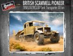 Scammell Pioneer Tank Transporter