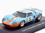 "FORD GT 40 #6 J.Ickx/J.Oliver ""GULF"" 24h Le Mans 1969"