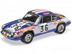 Porsche 911 S - Ecurie Jean Sage - Waldegard/Cheneviere - 24H Le Mans 1971