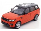 RANGE ROVER Sport 2015 Metallic Orange/Black