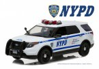 "FORD Police Interceptor Utility ""New York City Police Department"" (NYPD) 2015"