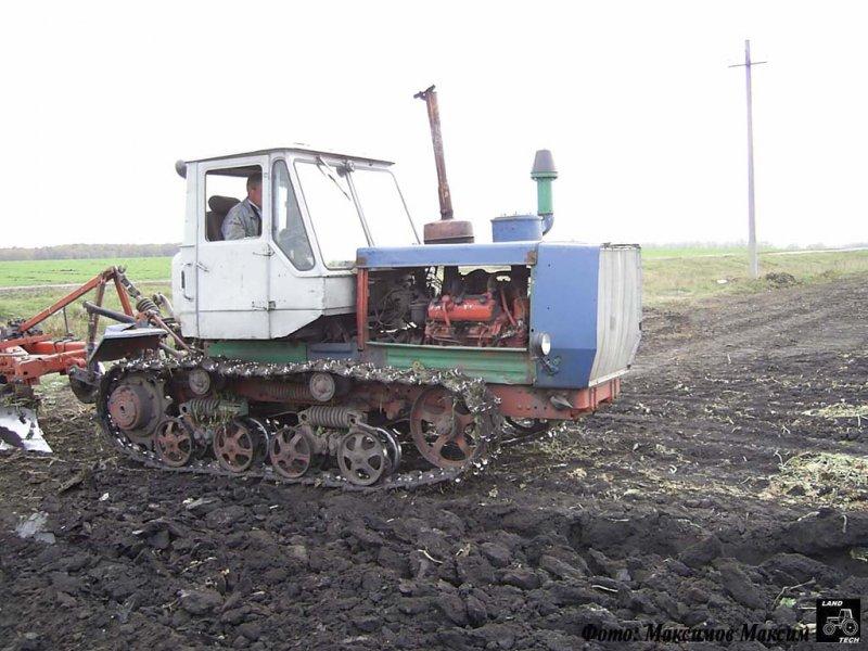 Трактор Т-150, гусеничный 1: