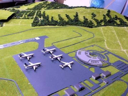 Военный аэродром своими руками